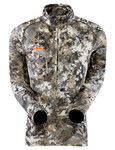 Sitka core heavyweight zip tee 10039   With lofted fleece insulation and a high zippered neck for fine-tuning your microclimate, the Sitka Elevated II CORE Heavyweight Zip-T keeps you toasty on frigid, low-activity hunts. Permanent Polygiene® Odor Control Technology neutralizes odor by stopping the growth of odor-causing bacteria and fungi. The CORE Heavyweight Series is the next-to-skin foundation for static hunts in cold weather, with a body-mapped grid fleece backer that retains warmth while actively moving moisture away from the skin.