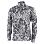 Sitka Core Midweight Zip T 10068-EV  GORE™ OPTIFADE™ Concealment Elevated II is designed for whitetail hunters in an elevated position. • Weight: 10 oz.  • Fabric: Quick-Dry, Midweight Comfort Stretch Fleece (96% Polyester/4% Elastane). • Polygiene® Odor Control Technology safely neutralizes odor caused from sweat.