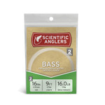 Sciententific Anglers Bass Tapered Leader