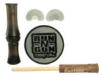 Flextone Uncle Si Series Tea Party Turkey Call Combo - FG-TURK-00074