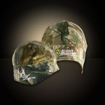 Bone Collector Fleece Watch Cap w/ Carbon, M/L, Realtree AP - BCWC