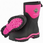 Muck Arctic Sport Mid Hot Pink Women's Boot - WAS-404