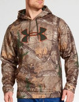 Under Armour Men's Armour® Fleece Camo Big Logo Hoodie - 1249745