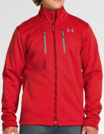 b1c207550463e Under Armour Men's UA Storm ColdGear® Infrared Softershell Jacket ...