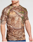 Under Armour Men's UA Scent Control HeatGear® Short Sleeve - 1228132