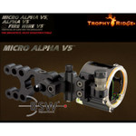 Trophy Ridge Micro Alpha V5 5 Pin .019 Sight, Right handed - AS505R
