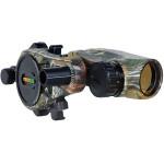 Tru Glo Power Dot, Red Dot Archery Sight, Black - 6501B