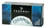 Federal Champion Lightning 22 LR High Velocity 40 gr Solid, Case (5000 rounds) - #510