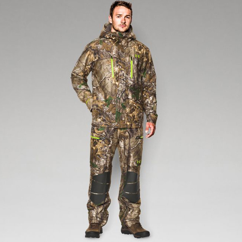 19319190a907a ... Under Armour Storm GORE-TEX Scent Control Insulator Jacket. Image 1.  Loading zoom