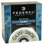 "Federal Premium Game-Shok Game Load, 16 Gauge, 2-3/4"", 1 oz, 1165 fps, #6 Lead Shot, 25 Rounds/Box -  H1606"