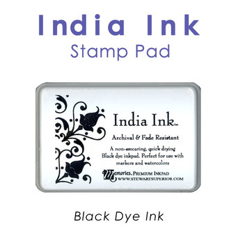 India Ink Stamp Pad