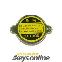 Case Radiator Cap TR00521