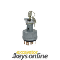 Kobelco Ignition Switch 2479U346F2, YN50S00002P1, YN50S00029F1