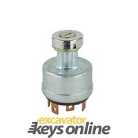 Daewoo Ignition Switch 549-00110A, K1001654A