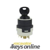 JCB Ignition Switch 701/80184