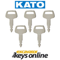 Kato KV02 keys (sets of 5)