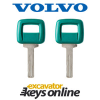 Volvo Laser Key (set of 2)