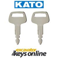 Kato KV02 Key (set of 2)
