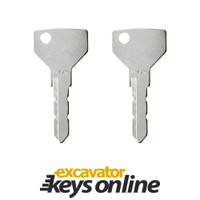 Ford & LS Tractor  879480 Key (set of 2)