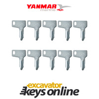 Yanmar 301 Key (sets of 10) Starts Yanmar