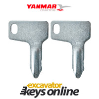 Yanmar 301 Key (set of 2)