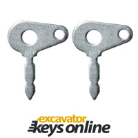 Lucas T250 Master Key (set of 2)