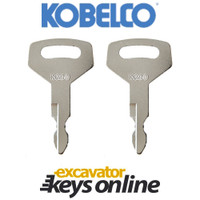 Kobelco K250 (set of 2)