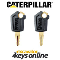 Caterpillar 5P8500 Key (set of 2)