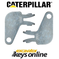 Caterpillar Isolator 8398 Key (set of 2)