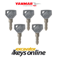5 New Yanmar 52160 Master Key