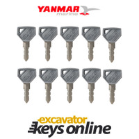 New 10 Yanmar 52160 Master Key