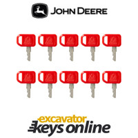 New 10 John Deere (JDS) Master Key