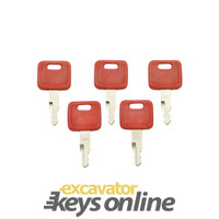 Hitachi Key H800 (Set of 5)