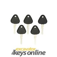Volvo Keys 777 (Sets of 5)