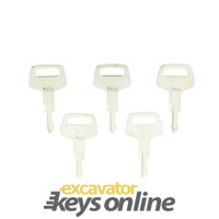 TCM T800 Key (Sets of 5)
