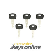 Kubota 459A Key (Sets of 5)