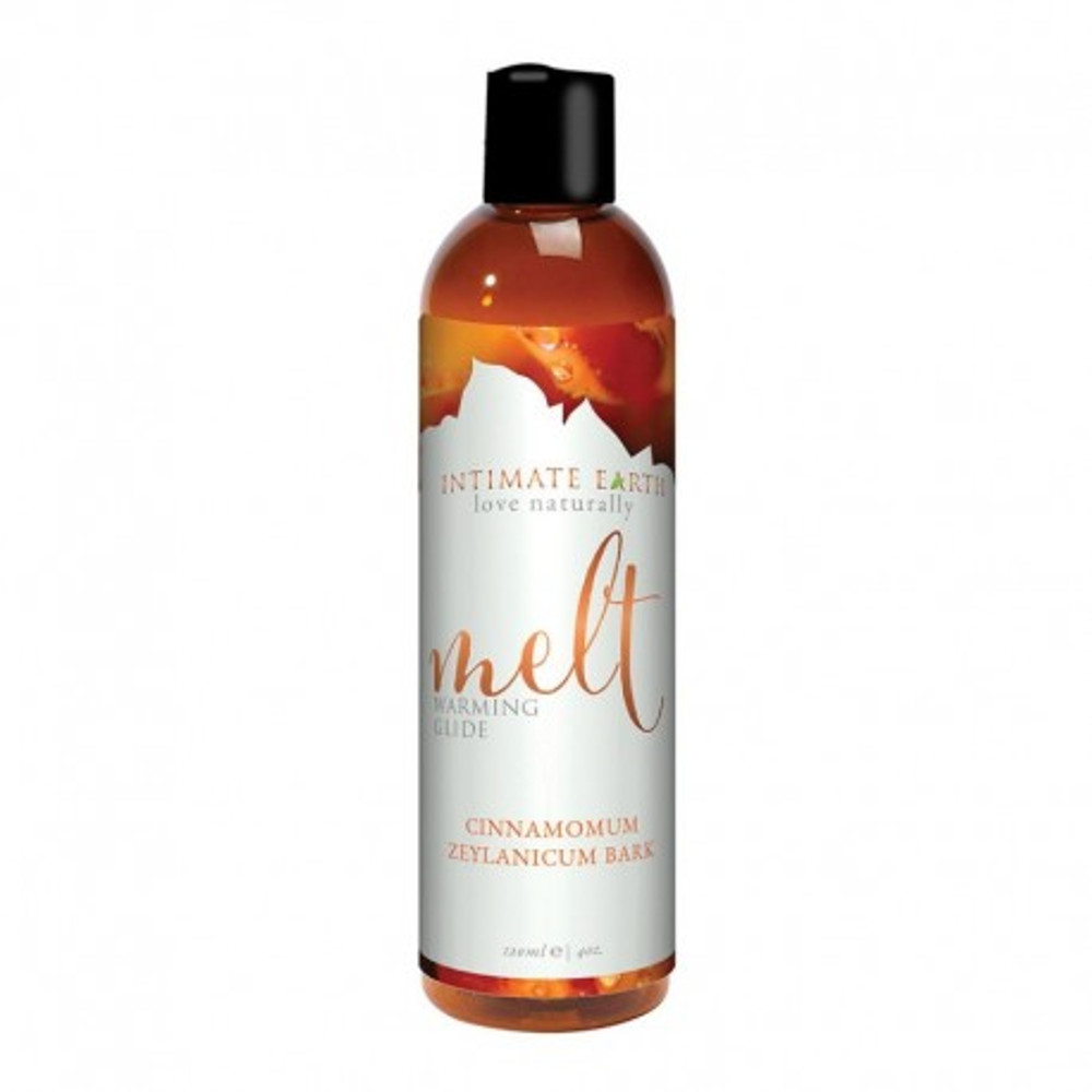 Intimate Earth Melt Warming Glide Water Based Lubricant 120ml