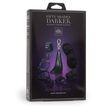 Fifty Shades Darker Kinky Fuckery Wild Couples Kit