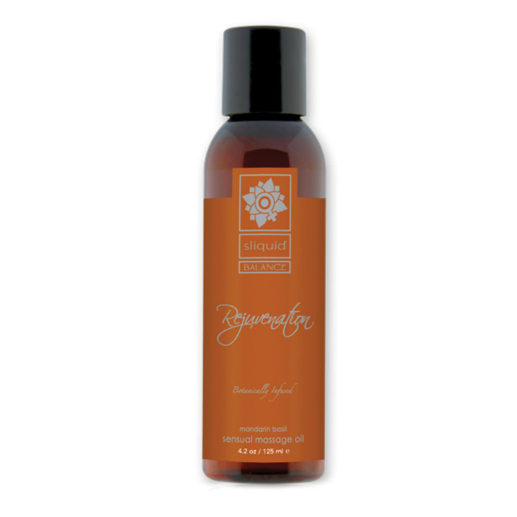 Sliquid Rejuvenation Massage Oil