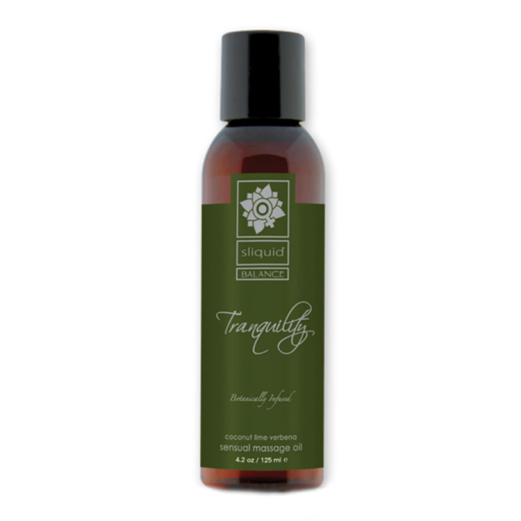 Sliquid Tranquility Massage Oil