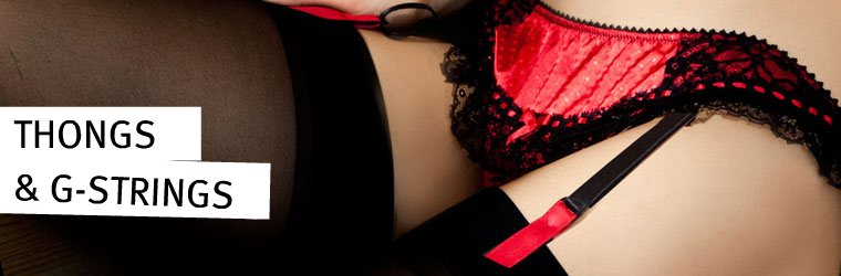 Buy Panties, G-String Thongs, Garter Belt and Stockings From Lily Hush - Singapore Lingerie Online Store