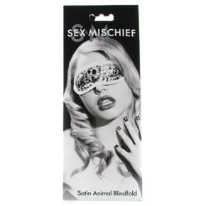 S&M Satin Animal Blindfold