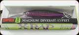 "Rapala XRMAG15PM X-Rap Magnum 4-3/4"" 1-1/8oz Purple Mackerel"