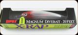 """Rapala XRMAG20RH X-Rap Magnum 5-1/2"""" 1-5/8oz Redhead"""