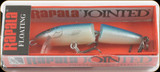"Rapala J05B Jointed 2"" 1/8oz Blue"