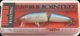 "Rapala J05B Jointed 2"" 1/8oz Blue"