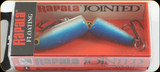 "Rapala J07B Jointed 2-3/4"" 1/8oz Blue"