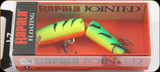 "Rapala J07FT Jointed 2-3/4"" 1/8oz Firetiger"