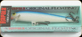 "Rapala F09B Original Floater 3-1/2"" 3/16oz Sil Blue"