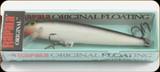 "Rapala F09S Original Floater 3-1/2"" 3/16oz Sil"
